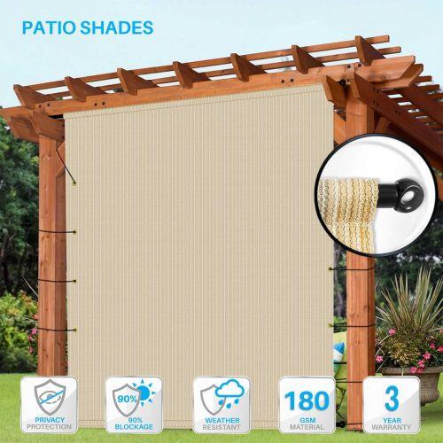 Patio Paradise Com Outdoor Shade, Outdoor Patio Shade Covers